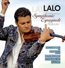 NEW Edouard Lalo: Symphonie Espagnole by Alexandre Da Costa CD (CD) Free P&H