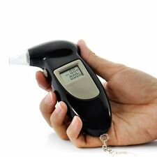 Digital Alcohol Breathalyzer Breath Teste Personal Alcohol Breath Tester
