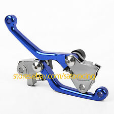 For Yamaha YZ250F/YZ426F/YZ450F 2009-2017 CNC Pivot Brake Clutch Lever Set 2016