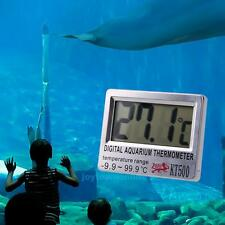 KT-500 LCD Digital Aquarium Thermometer Monitor Fish Tank Tropical Marine Life