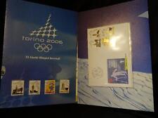 Folder  XX Giochi Olimpici Invernali Torino 2006 - Completo