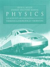 Physics for Scientists and Engineers: Student Solutions Manual