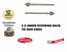 FOR ROVER 25 200 400 MGZR  NEW 2 X INNER STEERING RACK TIE ROD END SET