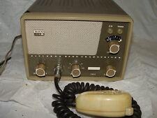Rare Retro EICO 770W  Vacuum Tube CB Radio from 1961 Low Serial Number 100