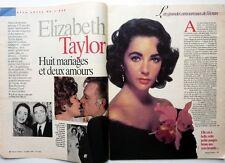 Mag rare 1997: ELIZABETH TAYLOR_PIERRE PERRET_JEAN-PIERRE CASSEL