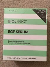 BIOEFFECT EGF SERUM 15ml + 5ml