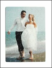 PERSONALISED JIGSAW PUZZLE A5 80 PIECE Your photo Custom printed GIFT IDEA