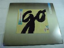 "Hiroshima - Go - 12"" Single - Promo Copy - Free Shipping"