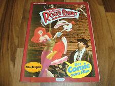 Ehapa Filmband 13 -- mauvais jeu avec roger rabbit/bande dessinée au film 1988