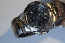 Terner Bijoux Men's Sport Watch Will Fit Large Wrists NEW BATTERY MAKE AN OFFER!