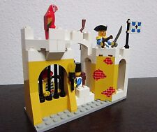 Vintage (1991) LEGO Pirates Imperial Guards set 6259 Broadside's Brig - RARE!