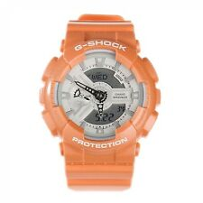 G-Shock GA-110SG-4A Orange Shock Resistant Watch w Daily Alarm BNIB RRP: £149.00