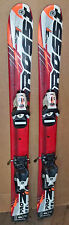 93 cm Rossignol junior skis bindings + Head boots (kids 12.5)