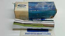 MK1 MK2 ESCORT MK1 RS V6 GT CAPRI GENUINE FORD NOS EXHAUST TRIM
