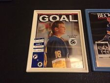 St Louis Blues Brett Hull NHL Goal Magazine & Hockey Beckett and More!
