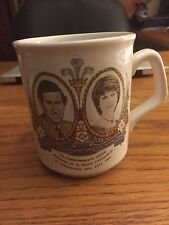 Royal Wedding, Princess Diana and Charles, Commemorative Mug, dott, Canada