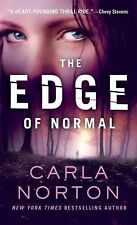 The Edge of Normal (Reeve LeClaire Series) Norton, Carla Mass Market Paperback