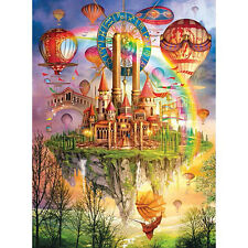 LPF HOLOGRAPHIC JIGSAW PUZZLE ABOVE THE CLOUDS CIRO MARCHETTI 1000 PCS #7350