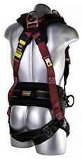 Construction Fall Protection Safety Harnesses Harness + Rings Roof Height Ladder