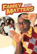 FAMILY MATTERS: THE COMPLETE EIGHTH SEASON NEW DVD