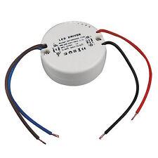 Elektronischer LED Transformator / 0.5-12Watt / 230V~ auf 12V= / Rund ø x H = 55
