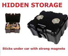 Secret Magnetico per Auto Camion Furgone Stash al sicuro nascosta VANO PORTAOGGETTI Stash Scatola
