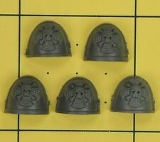 Warhammer 40K Space Marines Command Squad Shoulder Pads