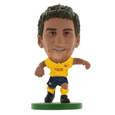 LIONEL MESSI LIMITED EDITION SOCCERSTARZ MINI SOCCER FIGURE AWAY KIT BARCELONA