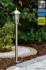 Außenleuchte Edelstahl Gartenleuchte Außenlampe Pollerleuchte Stehleuchte Lampe