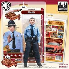DUKES OF HAZZARD SERIES 2; ENOS ,8 INCH  ACTION FIGURE  FIGURES TOY CO MIP