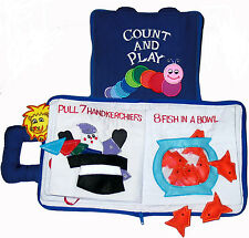 NEW Count and Play Book - educational toy for kids