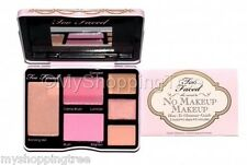 Too Faced The Secret To No Makeup Makeup Palette, New in Box