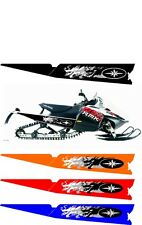 POLARIS IQ RMK SHIFT DRAGON 550 600 800 155 163 TUNNEL DECAL STICKER