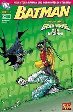 BATMAN 3. Serie # 52 - BRUCE WAYNE / ROBIN - PANINI COMICS 2011 - TOP