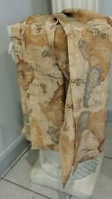 New Auhentic Silk 1A Classe Natural Geo Map Scarf