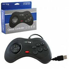 New RetroLink Sega Saturn Style USB Controller for PC & Mac