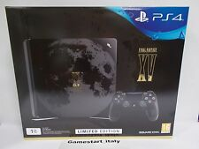 CONSOLE PS4 PLAYSTATION 4 - FINAL FANTASY XV 15 LIMITED EDITION - PAL NEW