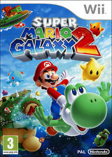 Super Mario Galaxy 2 ~ Wii (in Good Condition)