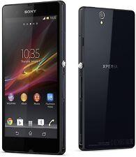 Sony Xperia Z C6603 C6602 Lt36i 4g Lte Negro Desbloqueado Teléfono Inteligente