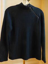 Mercer Street Studio Black Sweater Excellent Condition Ladies Small
