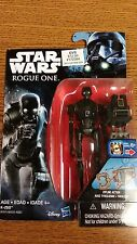 "STAR WARS MINI ACTION FIGURES ""K-2SO"" NEW IN PACKAGE SEE PHOTOS& DES"