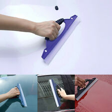 Silicone Car Window Wash Cleaning Brush Soft Squeegee Drying Blade Cleaner Wiper