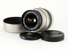 Sigma ZOOM 28-80mm F/3.5-5.6 II Aspherical MACRO Lens For Canon Very Good! Japan