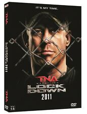 Official TNA Impact Wrestling - Lockdown 2011 Event DVD