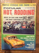 Se 1965 Popular Pop Hot Rodding Barris AMT Ala Cart McEwen Baney Chevelle Anglia
