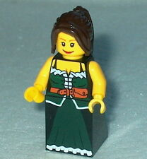 FANTASY ERA Lego Female Peasant NEW 10193 castle-Medieval-maiden Genuine Lego #3