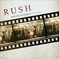 Time Machine: Live in Cleveland 2011 [11/8] * [LP] by Rush (Vinyl, Nov-2011,...
