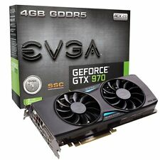 EVGA GeForce GTX 970 4GB SSC Gaming ACX 2.0+ Cooling (04G-P4-3975-KR)