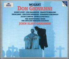 Mozart: Don Giovanni (CD, Jul-1995, 3 Discs, DG Archiv) FREE USA SHIPPING