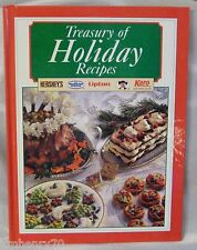 Treasury of Holiday Recipes by Publications International Ltd HC Free Shipping